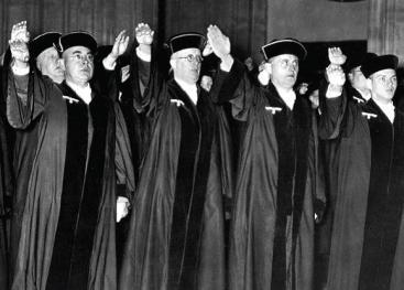nazi-judges
