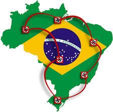 Resultado de imagem para nazifascismo no brasil